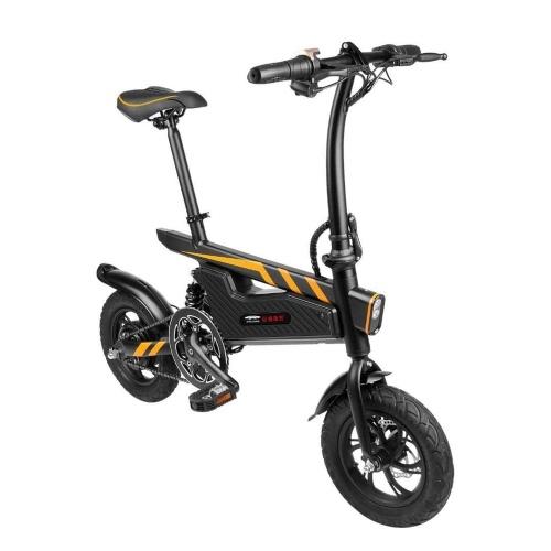 Ziyoujiguang T18 Elektrofahrräder mit Höchstgeschwindigkeit 25km/h 350W Motor