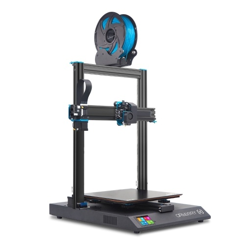 Artillery SWX1 3D Printer High Precision DIY Kit Self Assembly Large Printing Size 300*300*400mm Low Noise Support Filament Run-out Detection Power-off Resume Print with 2.8 Inch Color Touchscreen for Home School Use