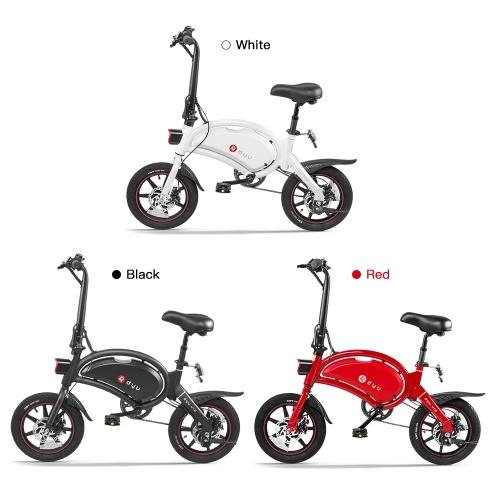 DYU D3+ Electric Bike 65-70km Max Range Image