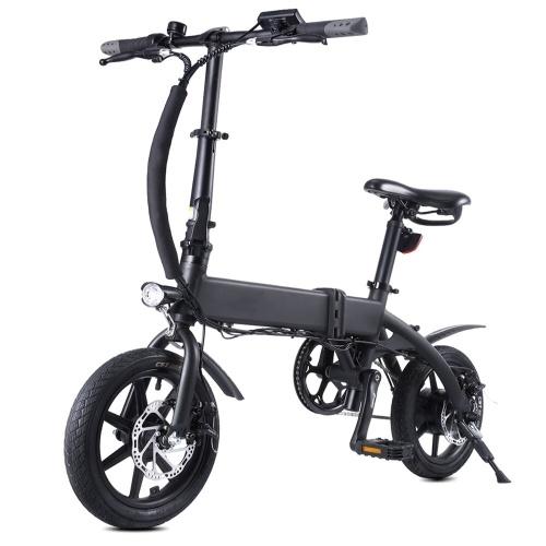 KSB14 250W 14-дюймовый складной электрический велосипед