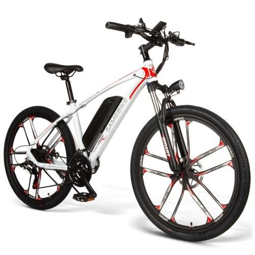Samebike MY-SM26 bicicleta elétrica de 26 polegadas