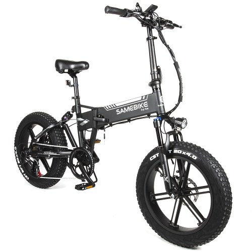 Samebike XWXL09 20 Zoll faltbares Elektrofahrrad