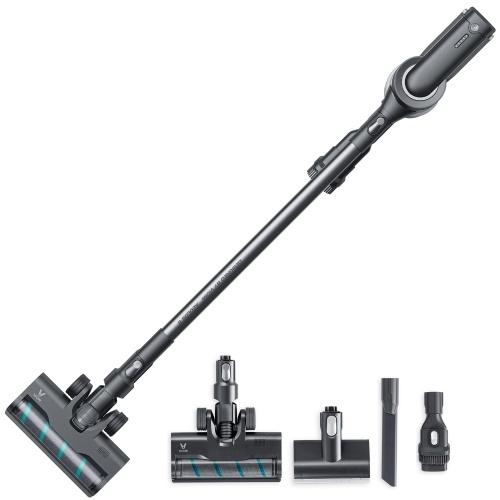 VIOMI A9 4 en 1 aspirateur à main sans fil à aspiration puissante pour clavier de canapé de tapis de sol à la maison