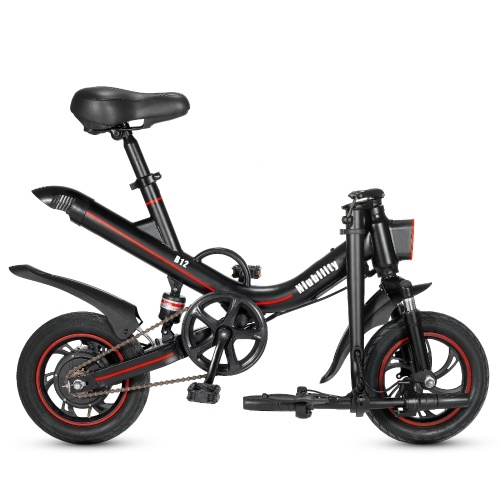 Niubility B12 Folding Electric Bike With 350W brushless motor and 7.8AH lithium battery Image