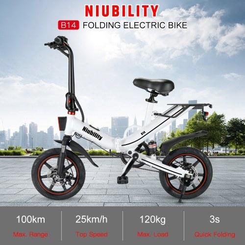 Niubility B14 14 Inch Folding Electric Bike Image