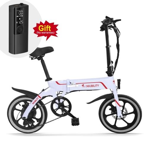 Niubility B16 16 Inch Folding Electric Bicycle 350W 10.4Ah