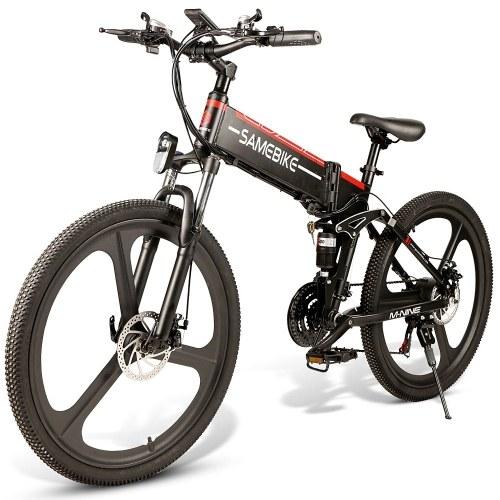 Samebike LO26 Electric Bike 48V 350W Motor Image