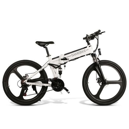 Samebike LO26 Electric Bike 48V 350W Motor
