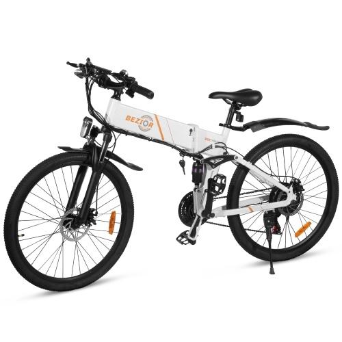 BEZIOR M26 500W 26 Inch Folding Electric Bicycle