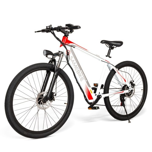 Samebike SH26 26 Inch Power Assist Electric Bicycle
