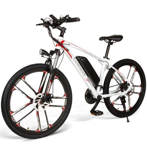 Bicicleta eléctrica Samebike MY-SM26 de 26 pulgadas