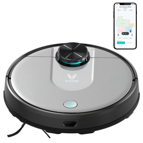 Робот-пылесос Viomi V2 Pro, подметание, мытье полов, робот-пылесос, 2100 Па, сильное всасывание, умное навигационное приложение, управление