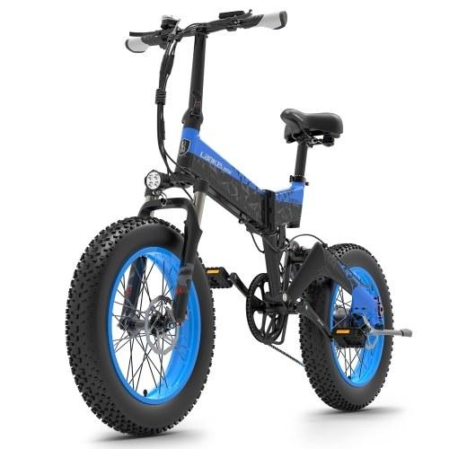 LANKELEISI X3000PLUS Electric Bike