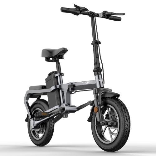 Складной электрический велосипед ENGWE X5S 350W, 14 дюймов