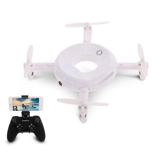 EDRONE 422 2.4G 0.3MP Camera Wifi FPV Doughnut Altitude Hold Detachable RC Quadcopter