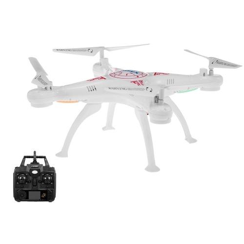 X5SW-1 2.4GHz um retorno de chave RC Drone Quadcopter