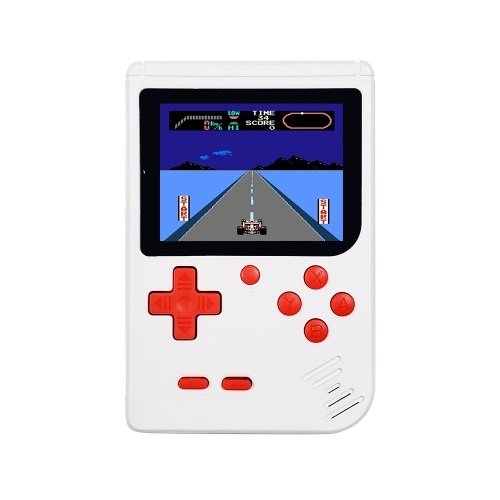 FC280 Nostalgic Handheld Game Console Built-in 400 Video Games