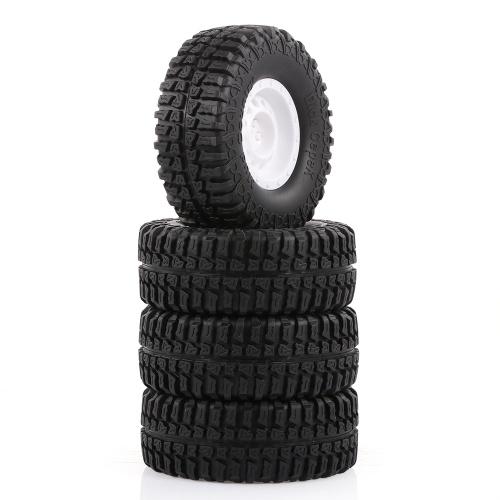 4шт AUSTAR 100мм 1,9-дюймовые шины для резиновых дисков фото