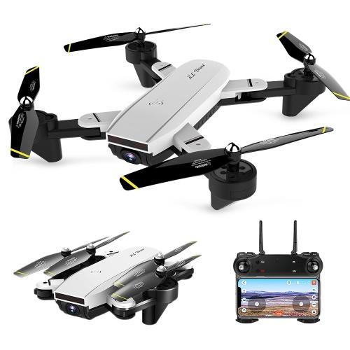 Drone RC GoolRC SG700-D FPV avec caméra large 4K HD