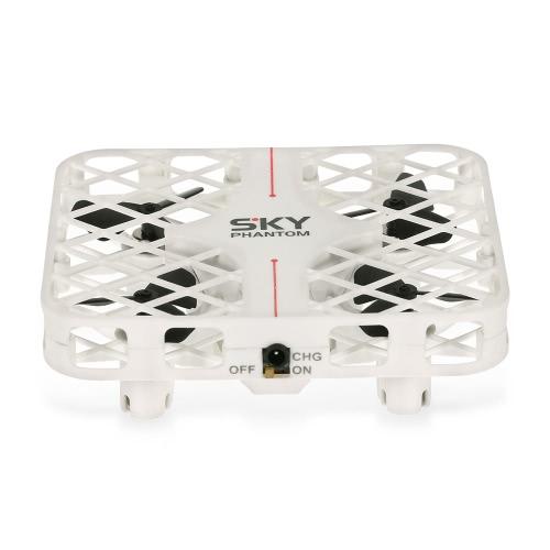 HappyCow 777-382 2.4G 4CH 6-осевой гироскоп RC Quadcopter Anti-Crash 3D Flip Безголовый режим RTF Drone