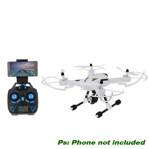 JJRC H26W 2.4G Drone Real-time RC Quadcopter
