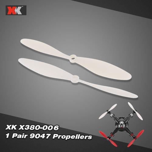 1 Pair Original XK X380-007 9047 Propellers for XK X380 RC Quadcopter