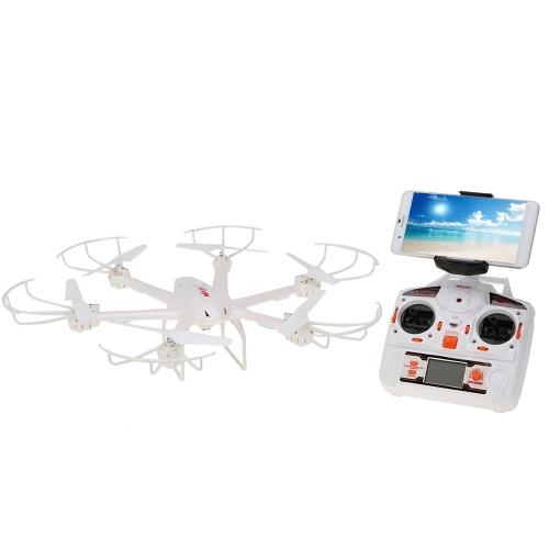 Original MJX X600 2.4G 6 Axis Gyro Wifi FPV RC Quadcopter with C4005 Aerial Camera Set