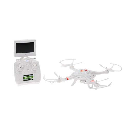 Original Cheerson CX-32S 4CH 5,8 G FPV 1.0MP HD cámara RC Quadcopter con una clave aterrizaje/despegue y barómetro establecer alto