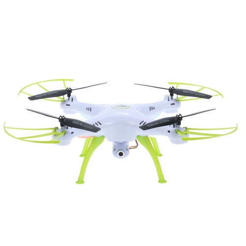 SYMA X5HW Wifi FPV Drone RC Quadcopter - White