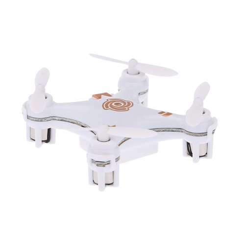 Original Mode 1 Cheerson CX-10 a 2,4 GHz 4 canaux RC Quadcopter NANO Drone UFO avec fonction Mode Headless