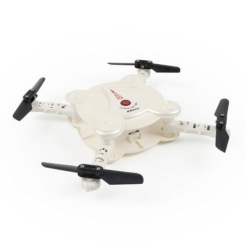 FQ777 FQ17W 6 axes Gyro Mini Wifi FPV G-capteur pliable G-drone avec caméra 0.3MP Altitude Hold RC Quadcopter