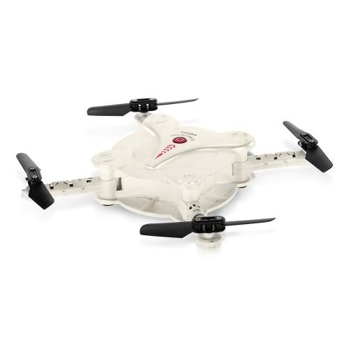 FQ777 FQ17W 6-assi Gyro Mini Wifi FPV Pieghevole G-sensore Pocket Drone con telecamera 0.3MP Altitudine Hold RC Quadcopter