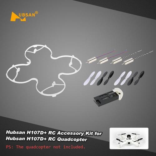 Original Hubsan H107D+ RC Accessory Kit for Hubsan H107D+ RC Quadcopter