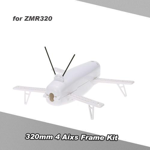 ZMR320 RCクワッドローターのためのPDB LEDライト付き320ミリメートル4 Aixs ABSフレームキット