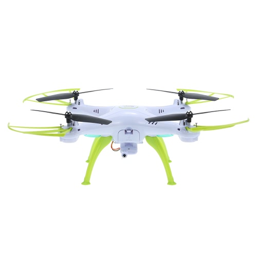 SYMA X5HW 0,3-мегапиксельная камера Wifi FPV Drone Height Hold CF Mode RC Quadcopter с одним дополнительным аккумулятором RTF