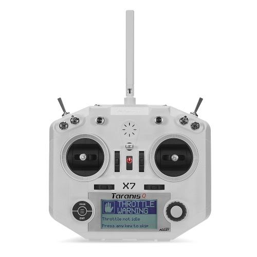 FrSky TARANIS Q X7 2.4G ACCST 16CH Телеметрический радиопередатчик Open TX для RC Quadcopter Вертолетный самолет