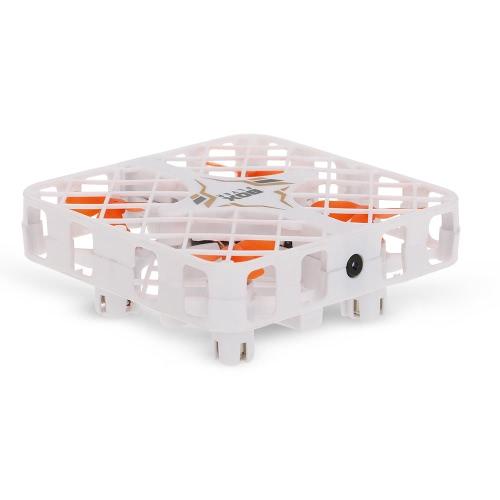 Linxtech 1602 2.4G 6 Axis Gyro 3D Flip Crashworthy Structure Mini RC Quadcopter от Tomtop.com INT
