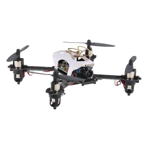 Original XK X130-T 5.8G FPV 3D/6G Mode Racing Drone with HD Camera 2.4G 4CH Carbon Fiber Frame RTF Mini RC Quadcopter от Tomtop.com INT