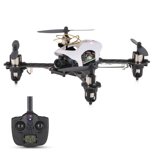 Original XK X130-T 5.8G FPV 3D/6G Mode Racing Drone with HD Camera 2.4G 4CH Carbon Fiber Frame RTF Mini RC Quadcopter