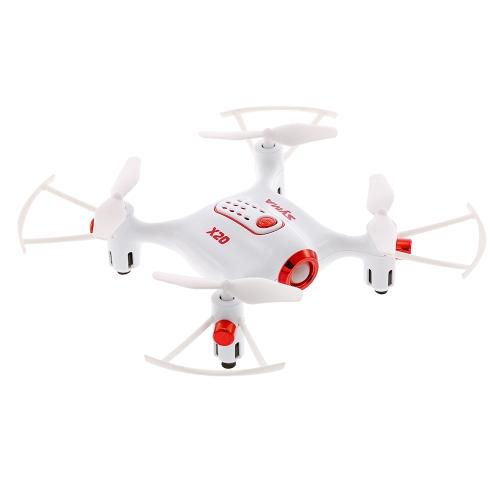 Original Syma X20-S Gravity Sensor Pocket RC Quacopter