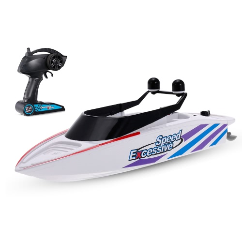 Créer des jouets Sea Wing Star 3323 2.4GHz Mini Radio Control Electric Sightseeing Boat RTR