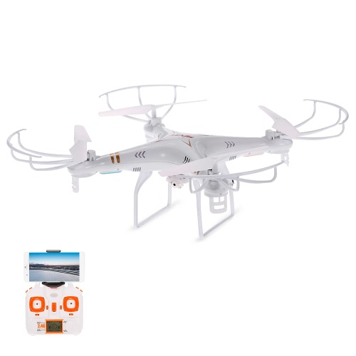 MJX X705C Wifi FPV C4005 0.3MP camera 2.4G 6-axis Gyro 3D Flip RC Quadcopter