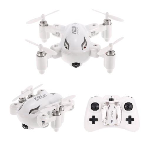 Oryginalny utwór Yang X31C 0.3MP Kamera WIFI FPV Składany Pocket Drone 3D Pokrętła Bezgłowy Tryb Czujnik G Mini RC Quadcopter