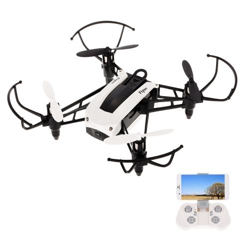 Original Flytec T12S WiFi FPV 0.3MP Caméra Selfie Drone Altitude Tenir G-capteur RC Quadcopter