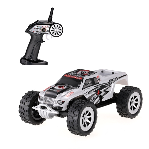 WLtoys A999 2.4G 1-24 Scale 2WD Full-Scale Speed Switch Electric RTR Off-road Buggy RC Car