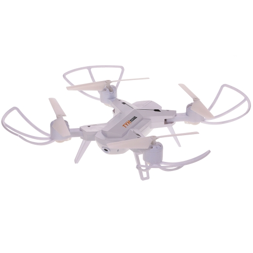 Flytec TY-T5 2.0MP HD Cámara Wifi FPV Plegable RC Drone Quadcopter RTF