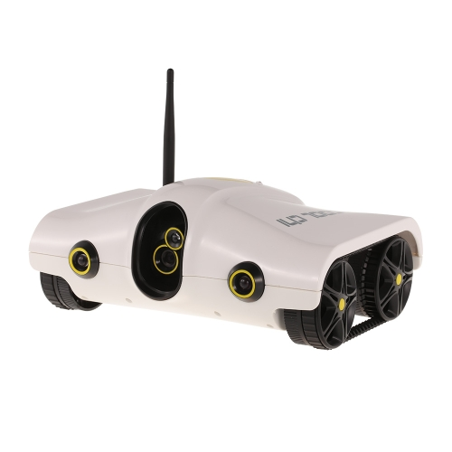 XINLIN SHIYE 001 Wifi Controlled Spy RC Tank Monicar for iPhone iPad iPod ISO Android Control