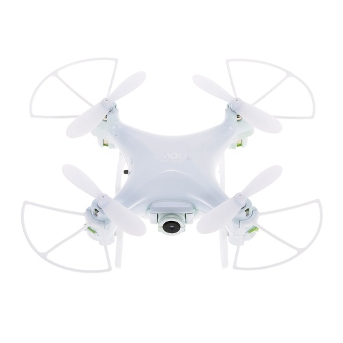 S13 720P Camera Wifi FPV 6-Axis Gyro Altitude Hold Headless RC Quadcopter Drone
