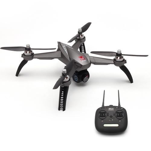MJX Bugs 5W 5G Wifi FPV RC Drone Quadcopter Gray