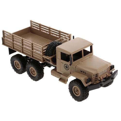 WPL B-16 1/16 Military Truck RC Crawler RTR